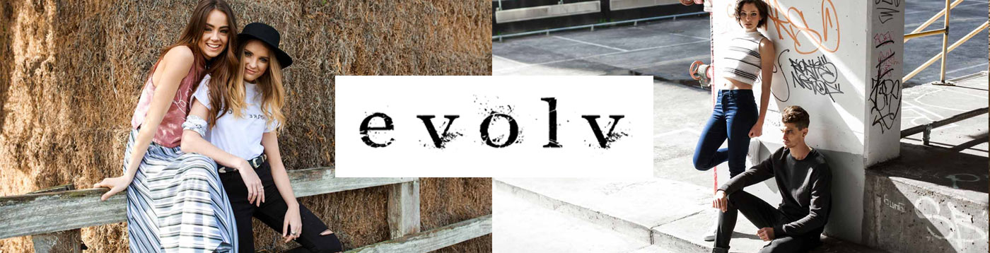 Evolv Clothing Timaru
