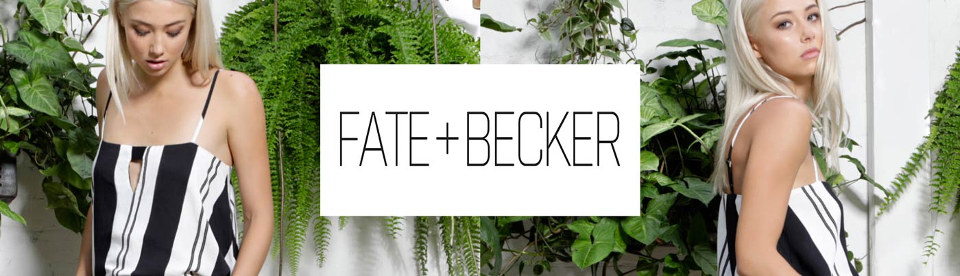 Fate + Becker Clothing