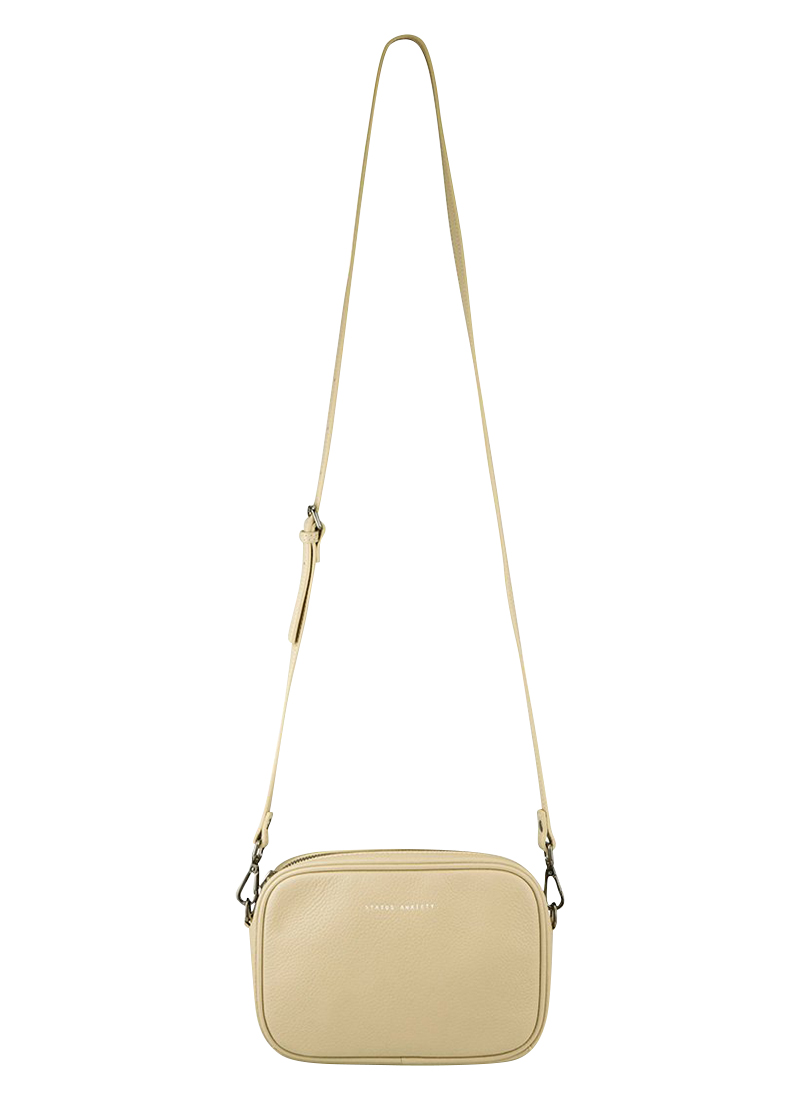 15b542f8a4f8 Status Anxiety Plunder Bag - Nude