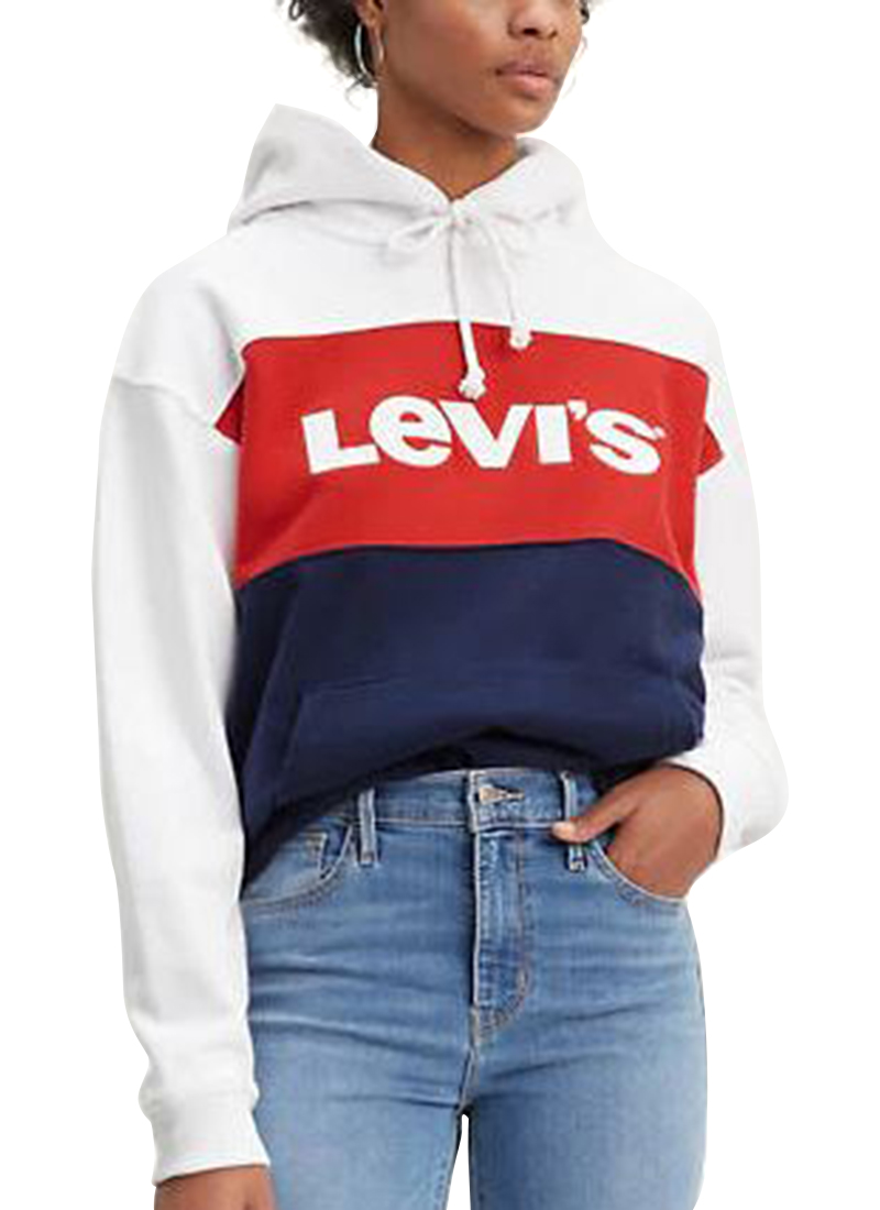 12393847a73 Levis Colour Block Hoodie