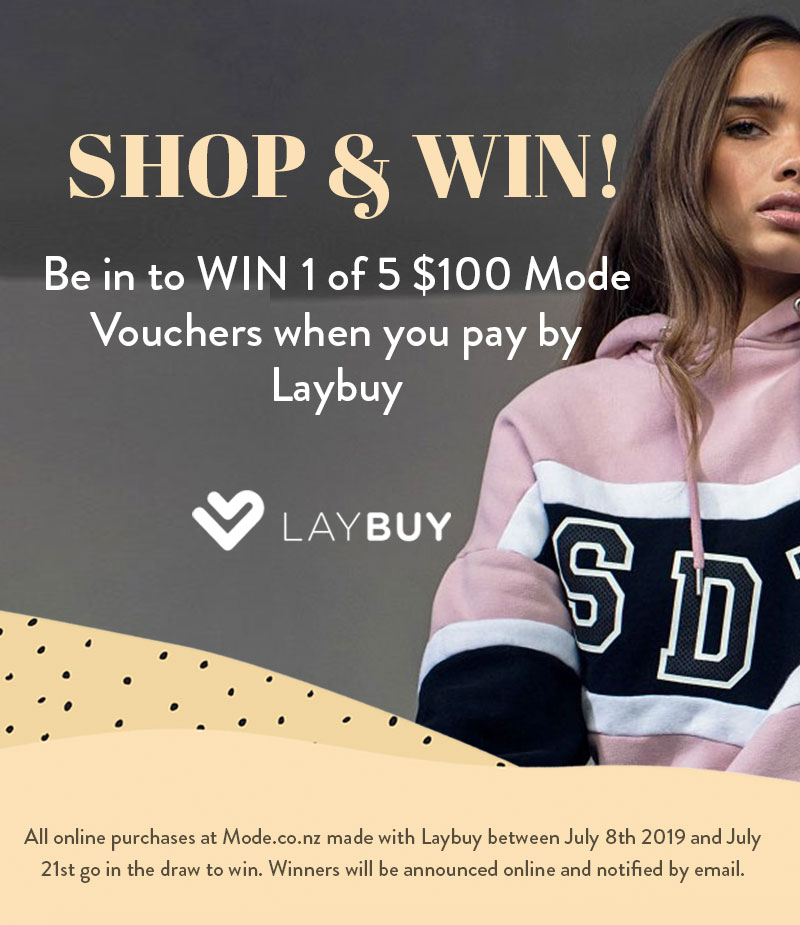 Shop & Win with Laybuy