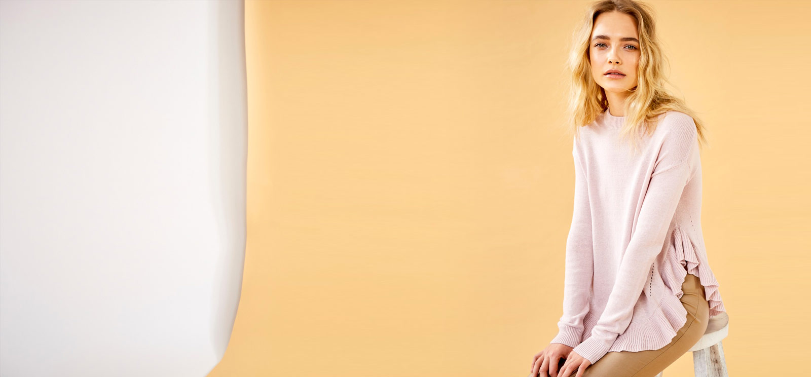 Embrace Autumn With New Luxe Knitwear. SHOP NOW